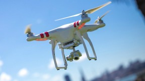 DJI phantom1 with GoPro Camera