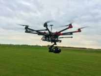 S1000 Drone with 5D camera