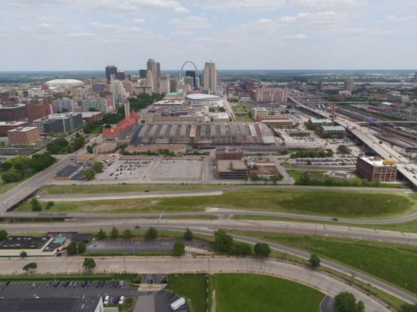 St Louis Aerial Photography and Video by Drone