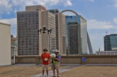 St Louis Aerial Drone Photography and Video Production. Two person crew.