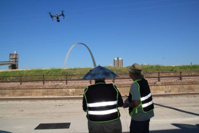 St Louis Aerial Photography, Video and Stock Footage